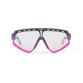 Rudy Project Defender Bril, pyombo matte/fuxia - impactx photochromic 2 black